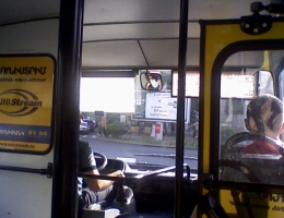 72 համարի «գիժ» ավտոբուսը