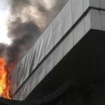 «Փարվանան» բոցերի մեջ