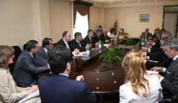 Տոնդո Ռենցոն պատրաստ է նպաստել   հայ -իտալական  գործուն հարաբերությունների խորացմանը