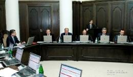 Կառավարության նիստի կուրյոզները ../Լուսինե Կեսոյան/