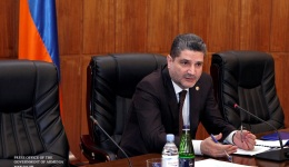 Կայացել է Հայաստանի երիտասարդական հիմնադրամի հոգաբարձուների խորհրդի նիստը