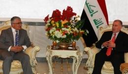 Դեսպան Մուրադ Մուրադյանի հանդիպումները Իրաքում