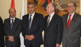 Լիբանան-Հայաստան բարեկամության ասոցիացիայի հիմնադրմանը նվիրված ընդունելություն