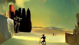 Առեղծվածային Դալիի «առեղծվածային» նկարը