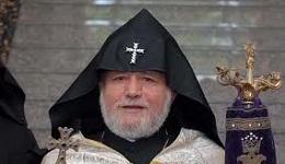 Կաթողիկոսը հանդիպել է Մատվիենկոյին