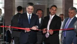 Վարչապետ Սարգսյանը ներկա է գտնվել Հանքավանում հյուրանոցային համալիրի բացմանը