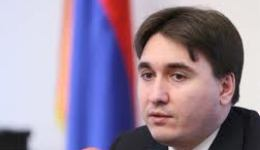Արմեն Գևորգյանն ընդունեց ՌԴ  աերոտիեզերական տեխնոլոգիաների և մոնիտորինգի ինստիտուտի տնօրենին