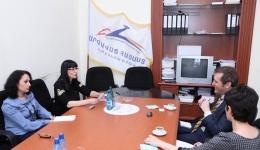 Հանդիպում ԱԺ ԲՀԿ խմբակցությունում