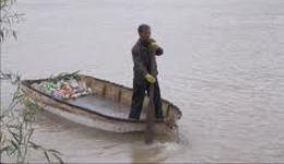 Ազատ գետում շրջվել է փչովի նավակը