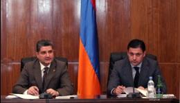 Կայացել է «ՀՄՀ-Հայաստան» ՊՈԱԿ-ի կառավարման խորհրդի նիստ