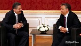 Հանդիպել են Հայաստանի և Հունգարիայի վարչապետերը