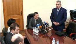 Վարչապետն աշխատակազմին է ներկայացրել ՀՀ ԿԱ պետական գույքի կառավարման վարչության նորանշանակ ղեկավարին