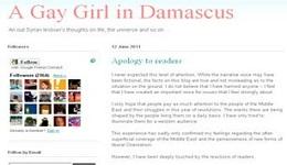 Սիրիացի լեսբուհի բլոգերը պարզվեց՝ ամերիկացի տղամարդ է