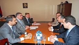 Քաղաքական խորհրդակցություններ Հայաստանի և Հունաստանի արտաքին քաղաքական գերատեսչությունների միջև