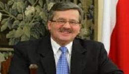 Լեհաստանի նախագահը ժամանում է Հայաստան