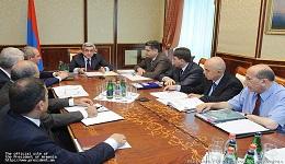 Պաշտոնական.նախագահ Սերժ Սարգսյանը հրավիրել է խորհրդակցություն` նվիրված միգրացիոն քաղաքականությանը