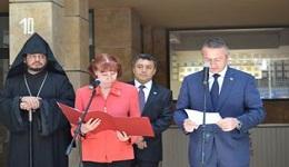 Վառնայում բացվել է Հայաստանի Հանրապետության պատվո հյուպատոսություն