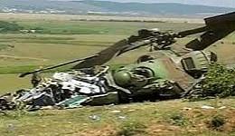 Ուղաթիռի կործանման հետևանքով 2 մարդ է զոհվել