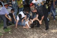 ՀԱԿ ակտիվիստները ծեծված տարվել են քաղմաս