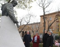 Նախագահը  մասնակցել է Երևանում Ֆրիտյոֆ Նանսենի հուշարձանի բացմանը