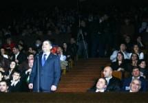 Ռոք սիրող Տիգրան Սարգսյանը ներկա է գտնվել  Թաթայի համերգին