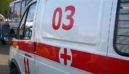 Մեքենան շրջվել է. 2 մարդ հիվանդանոց է տեղափոխվել