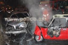 Մեքենան այրվել է. վարորդը և երկու ուղևորները մահացել են