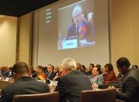 Էդվարդ Նալբանդյանը Փարիզում մասնակցել  (ՖՄԿ) նախարարական համաժողովին
