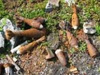 Արմավիրի մարզում հրետանային արկեր են հայտնաբերվել