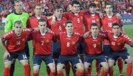 Հայաստանի հավաքականը 45-րդ հորիզոնականում է