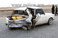 Վարորդը և ուղևորներից մեկը մահացել են