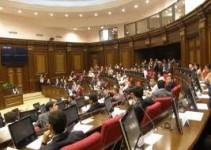 63 պատգամավորներից 67-ը կողմ քվեարկեց.  Ազգային ժողովն իր վերջին ֆոկուսներն է անում.
