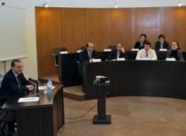 Քեմբրիջի համալսարանի ուսանողները Երևանում