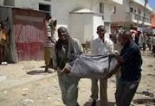 Սոմալիում պայթյունից 11 մարդ է զոհվել, և 30-ը լուրջ վիրավորվել