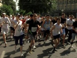 Բարեգործական  մրցավազք Երևանում