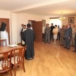 Ստեփանակերտում բացվել է Արցախի թեմի առաջնորդարանը