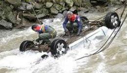 Արարատի մարզում մեքենան ընկել է գետը.տուժածները տեղափոխվել են հիվանդանոց