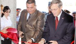 ԱՄՆ դեսպանատունը Հայաստանի իրավապահներին հրաձգարան նվիրաբերեց
