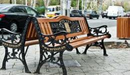 Մայրաքաղաքի նոր նստարանների համար պարտական ենք «Նիկոլ Դումանին»