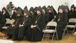 Փոփոխություններ և նոր  նշանակումներ Հայոց Եկեղեցու թեմերում