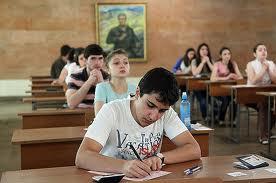Այսօր կայացավ  հայոց լեզվի և հայ գրականության  միասնական քննությունները