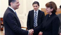 Տիգրան Սարգսյանը և Մայա Փանջիկիձեն փաստել են, որ ՀՀ-ի և Վրաստանի միջև անլուծելի հարցեր չկան