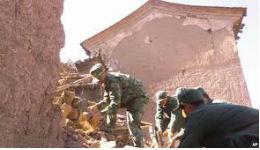 Չինաստանում երկրաշարժի հետևանքով զոհվել է ավելի քան 70 մարդ