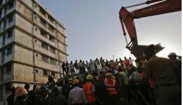 Հնդկաստանում շենքի փլուզման հետևանքով զոհվածների թիվը հասել է 71-ի