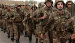 Սերժ Սարգսյանը հրամանագիր է ստորագրել 2013-ի գարնանային զորակոչ անցկացնելու և զորացրում կատարելու մասին