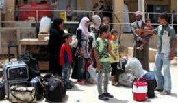 Սիրիացի ներքին փախստականների թիվը հասել է 4 մլն-ի