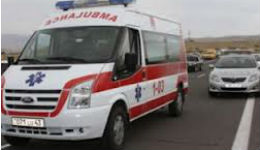 Պատահար Երևան-Երասխ ճանապարհին. վարորդը մահացել է