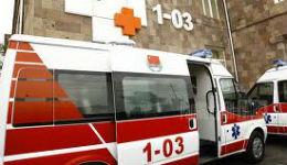 Բախվել են շտապօգնության մեքենան և «Մերսեդեսը».  մեկ զոհ, երկու վիրավոր
