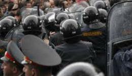ՀՀ ոստիկանության հայտարարությունը ապրիլի 9-ին Բաղրամյան պողոտայում տեղի ունեցած իրադարձությունների վերաբերյալ