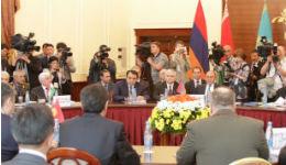 Տեղի է ունեցել ՀԱՊԿ անդամ պետությունների արտաքին գործերի նախարարների խորհրդի հերթական նիստը